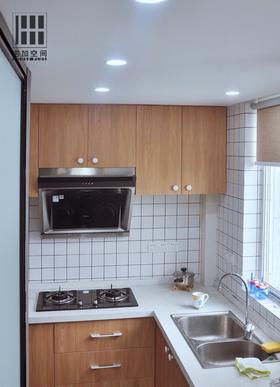经济型40平米小户型日式风格厨房装修案例