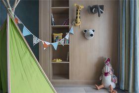 60平米混搭风格儿童房设计图