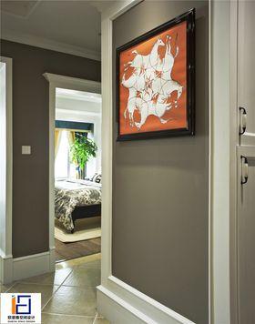 经济型100平米欧式风格走廊装修效果图