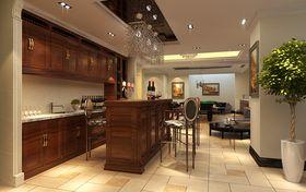3万以下140平米别墅混搭风格厨房装修效果图