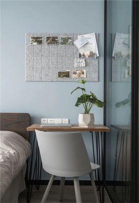 60平米現代簡約風格臥室設計圖