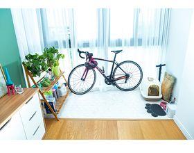50平米一室一厅现代简约风格阳台效果图