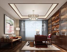 豪华型140平米复式其他风格书房装修图片大全