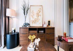 80平米三室一厅现代简约风格其他区域家具图