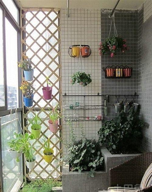 设计师都惊呼,18款阳台设计打造精致生活