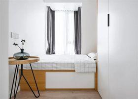 120平米三室一厅现代简约风格卧室效果图