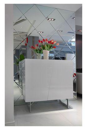富裕型120平米三室两厅现代简约风格其他区域装修案例