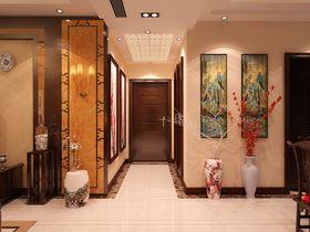 5-10万100平米中式风格走廊图片