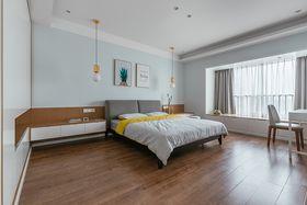 90平米四室兩廳現代簡約風格臥室裝修案例