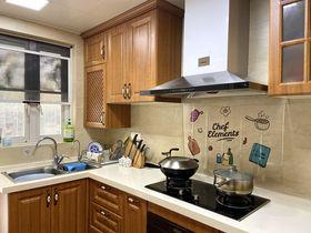 20万以上140平米别墅混搭风格厨房图片大全
