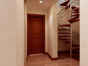 富裕型120平米复式美式风格楼梯欣赏图