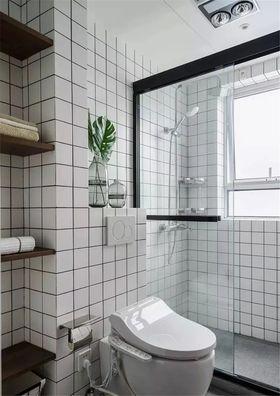 130平米三室兩廳北歐風格衛生間設計圖