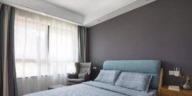 100平米三室两厅美式风格卧室图片大全