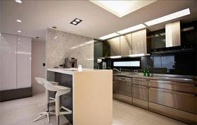 10-15万130平米三室两厅现代简约风格厨房装修图片大全