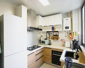 60平米一室一廳現代簡約風格廚房圖片