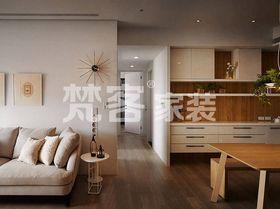 10-15万140平米四室一厅现代简约风格走廊装修案例