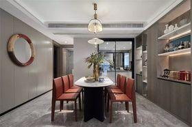 130平米三室一厅其他风格餐厅装修案例