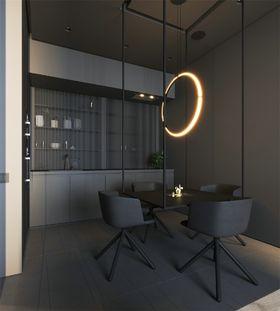 120平米公寓现代简约风格卫生间图片
