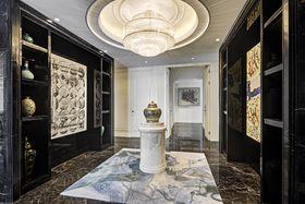 140平米四室三厅法式风格其他区域装修案例