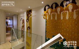 40平米小户型现代简约风格楼梯间图片大全