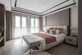 130平米其他风格卧室设计图