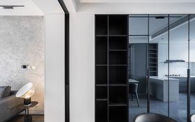 100平米现代简约风格客厅效果图