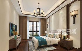 140平米四中式風格客廳裝修案例