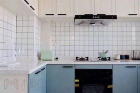 120平米宜家风格厨房欣赏图