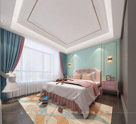 140平米四室兩廳其他風格臥室設計圖