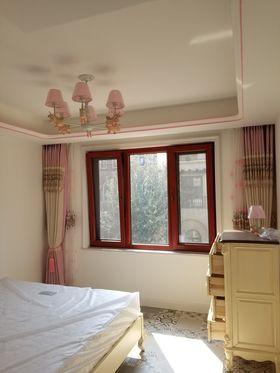 140平米四欧式风格儿童房欣赏图