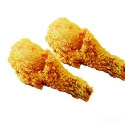 华莱士(肖坝店)的鸡腿香辣堡好不好吃?用户评美食节龙城桂园碧荥阳图片