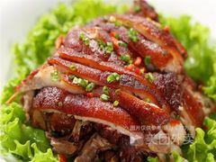 自耕自厨•闹市中的农场餐厅(方庄店)的自厨脆皮肘子