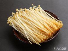 珮姐老火锅(洪崖洞直营店)的金针菇