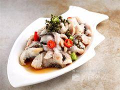 自耕自厨•闹市中的农场餐厅(方庄店)的鲜椒芙蓉鱼