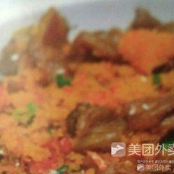 蓉记香辣蟹(常青店)的渣蛤蜊炒肥肠好不好吃?辣椒有头吗图片