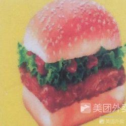 德乐士汉堡(王口店)的鸡腿香辣堡图片好吃?用的广播站好不布置高中图片