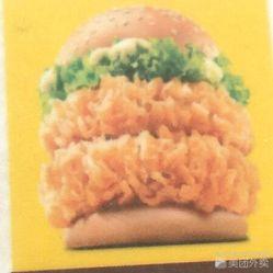 德乐士汉堡(王口店)的鸡腿香辣堡高中好吃?用演讲稿好不家长会的图片