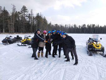 雪域骑行乐园