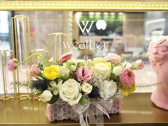Weather气候花店