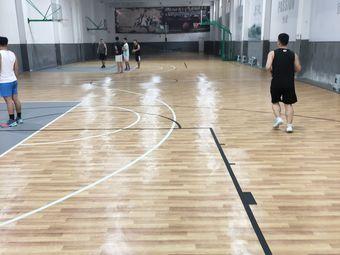 后浪篮球馆