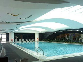 索菲特大酒店游泳池及健身中心