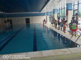 轻迈游泳健身