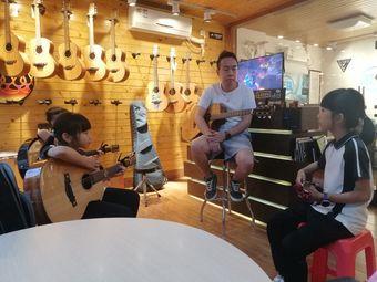 文青-超级鼓手 电声乐培训中心