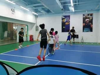 天达网球馆