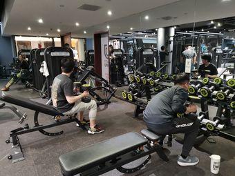 健身者联盟24H(金融硅谷店)