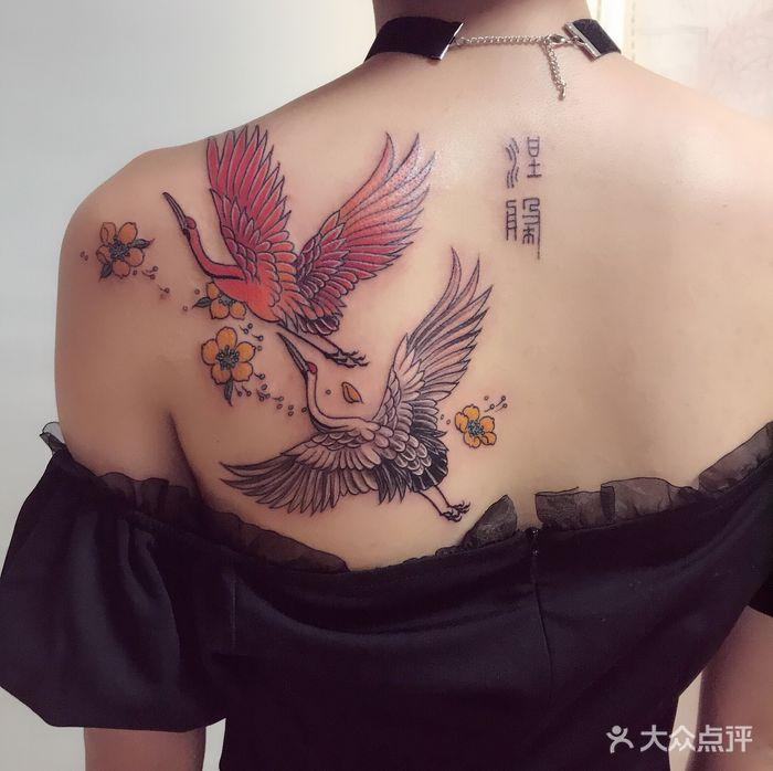 长沙纹身 龙堂刺青图片 - 第1张图片