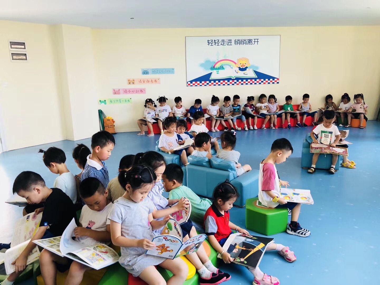 九江市牛津国际新湖庐山幼儿园