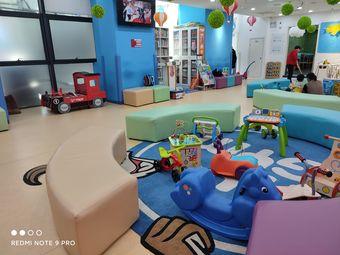 美吉姆国际儿童教育中心(万达百货店)