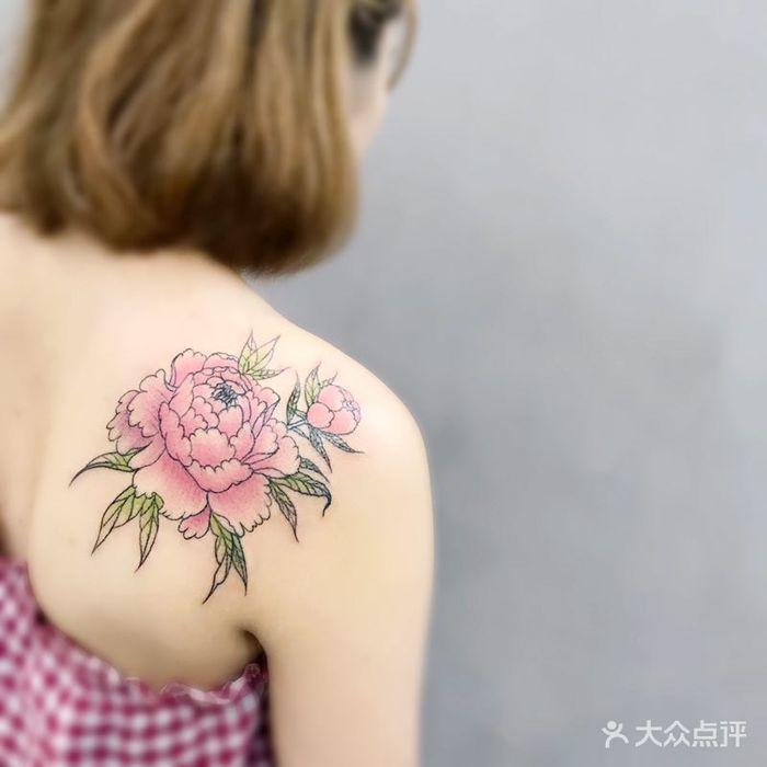 雨刺青tattoo纹身工作室图片 - 第1张图片
