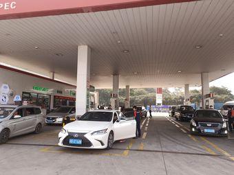 中国石化碧江加油站
